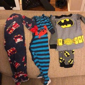 12 month pajama lot